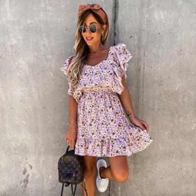 Βρες τα πιο μοντέρνα φλοράλ καλοκαιρινά φορέματα για το 2021!