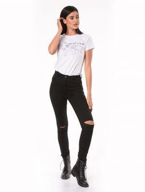 Γυναικείο παντελόνι τζιν από την κολεξιόν της Amelies