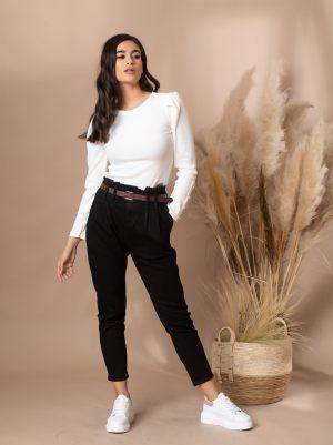 Γυναικείο τζιν παντελόνι από την κολεξιόν της Amelies
