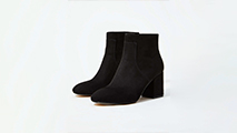 Black women's boots from Amelies