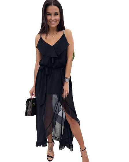 Φόρεμα Ione Μαύρο