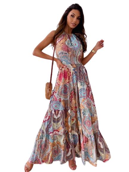 Φόρεμα Unicorn Μπλέ