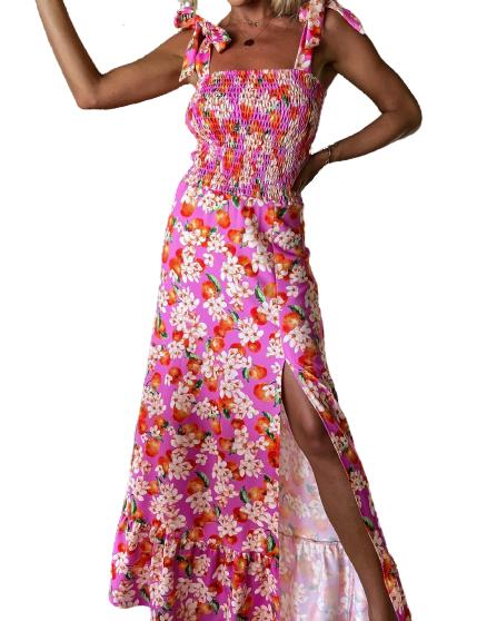 Φόρεμα Vanessa Φούξ - Amelie's -